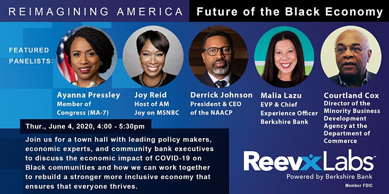 Berkshire Bank program on black latinx economy