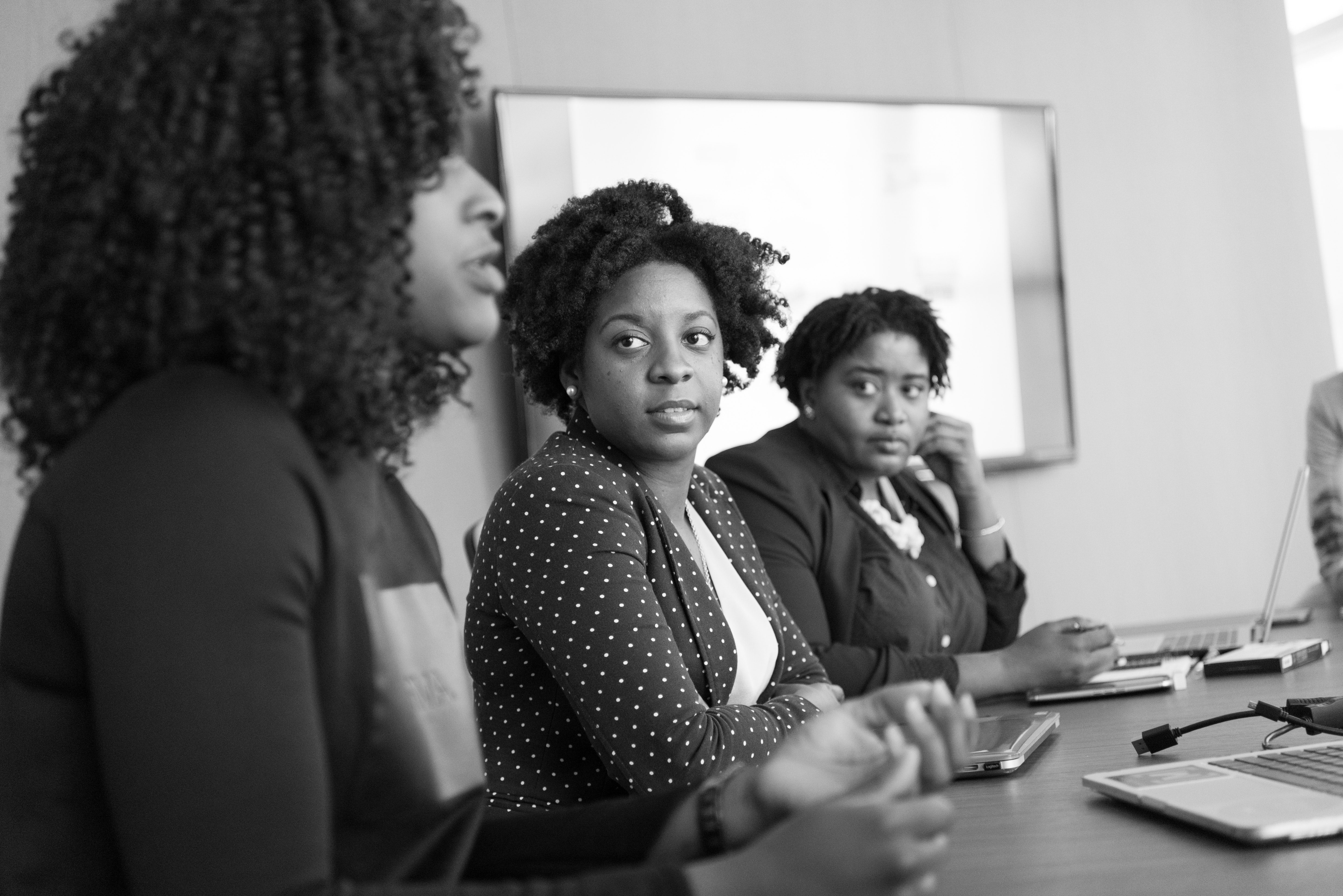 Black women business executives | Photo by Christina Morillo from Pexels