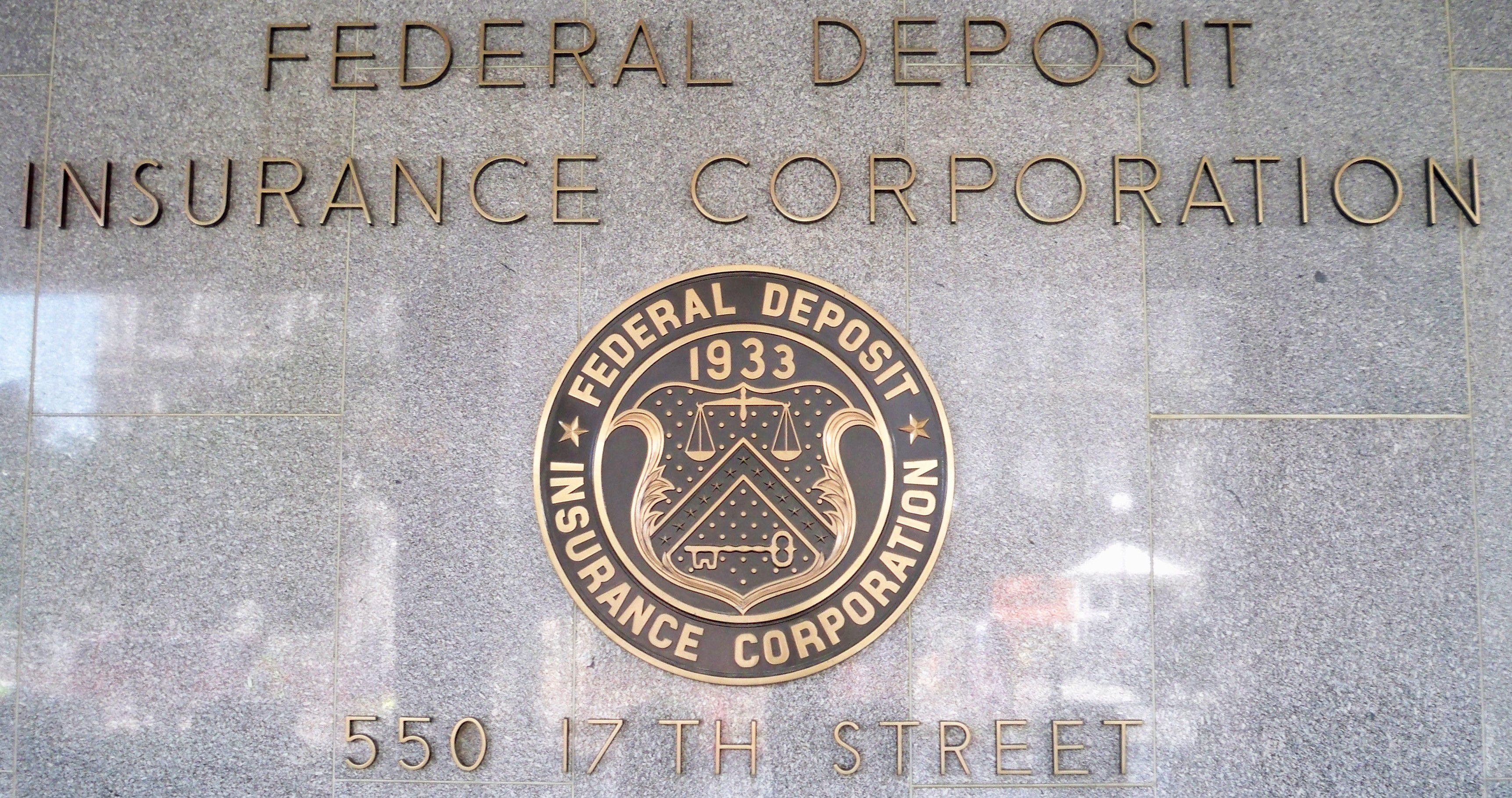 FDIC headquarters | Wikimedia Commons