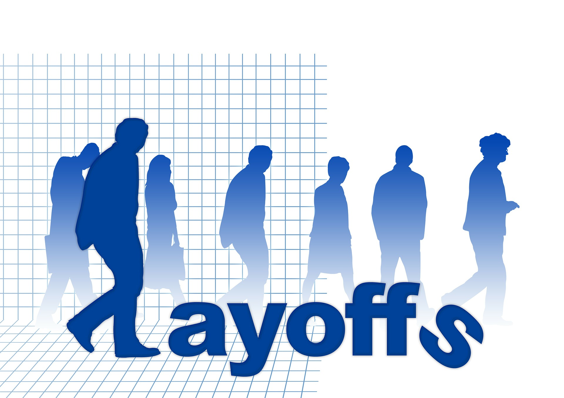 Impeding bank layoffs | Image by Gerd Altmann from Pixabay