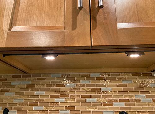 kitchen cabinet lighting nj