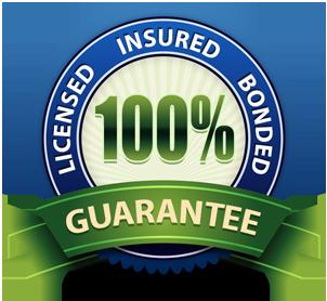 100% satisfaction guaranteeed