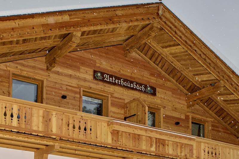 Zimmerei Naschberger Sanierung Dach Unterhausbachhof