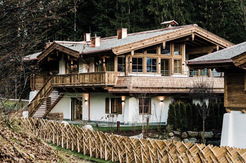 Wohnhaus alte Mühle
