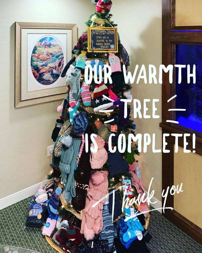Warmth tree