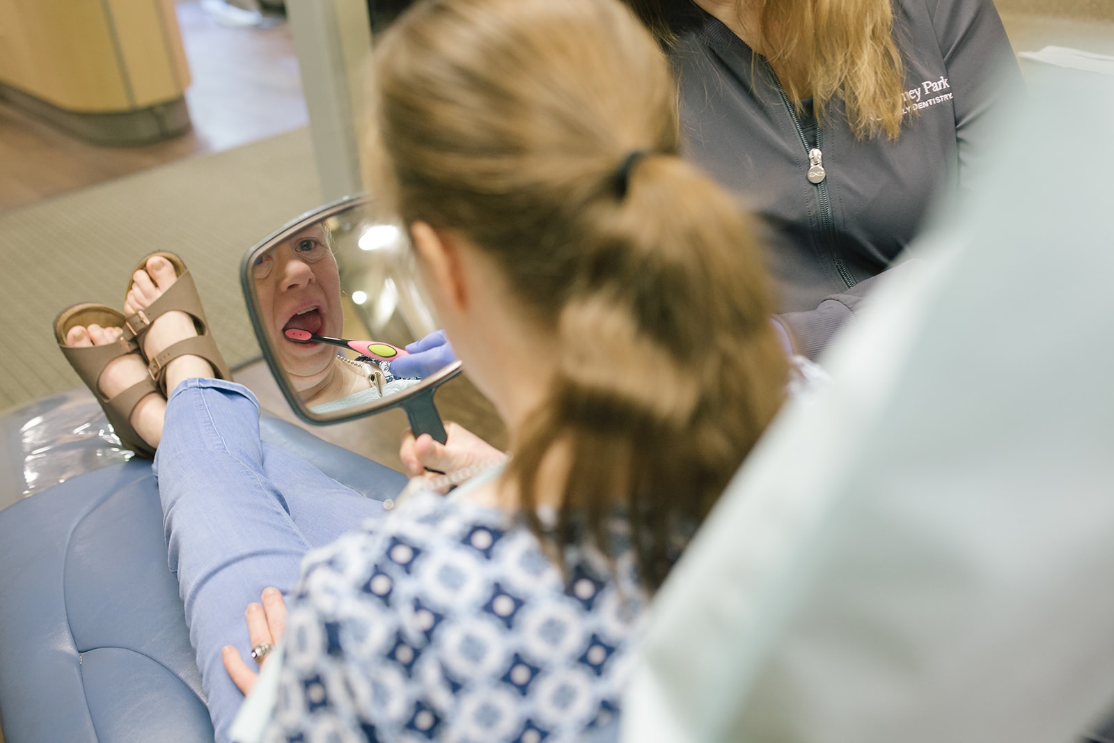Dental consultation