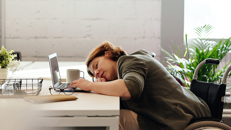 Business Owners don't get enough sleep