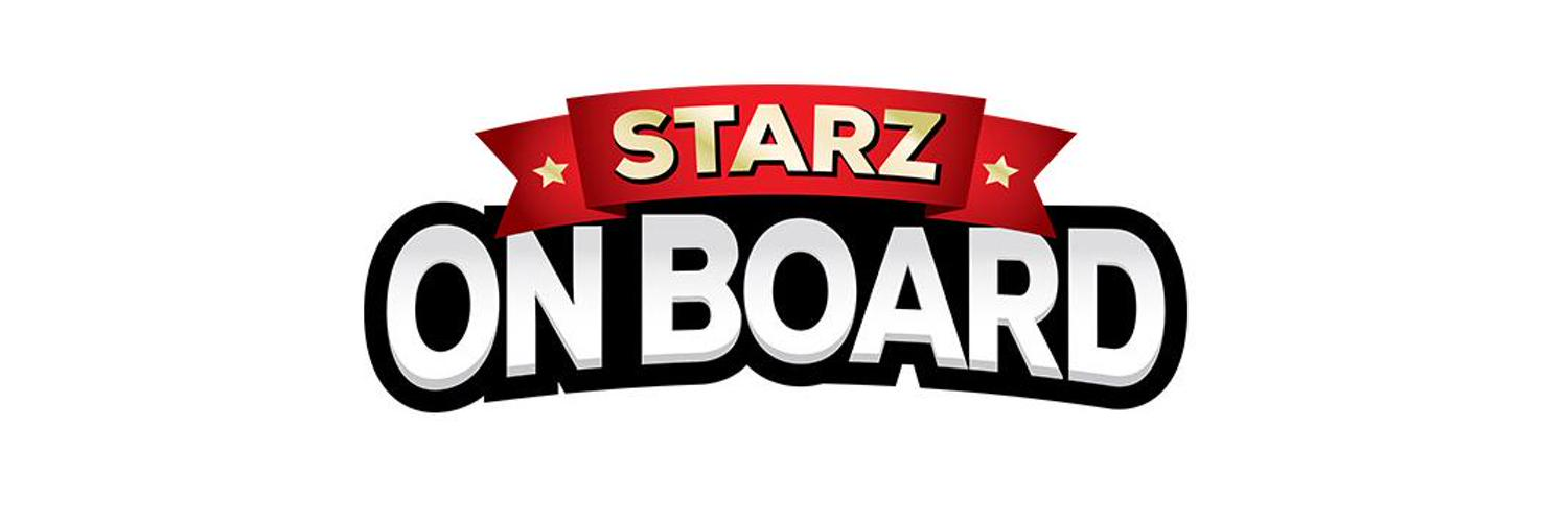 StarzOnBoard a card board cut out brand