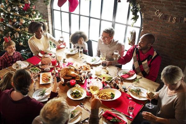 Mindful eating at Christmas
