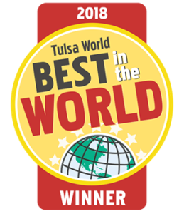 Tulsa World Best in the World 2018