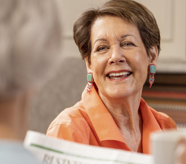 Montereau Retirement Community Tulsa Oklahoma