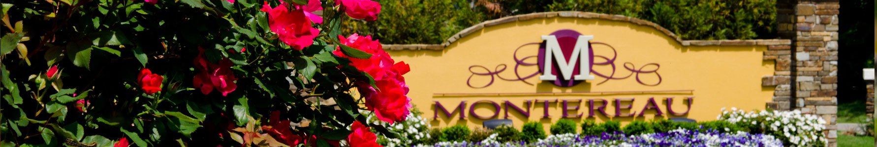 Montereau Retirement Community Assisted Living Health Services Flowers