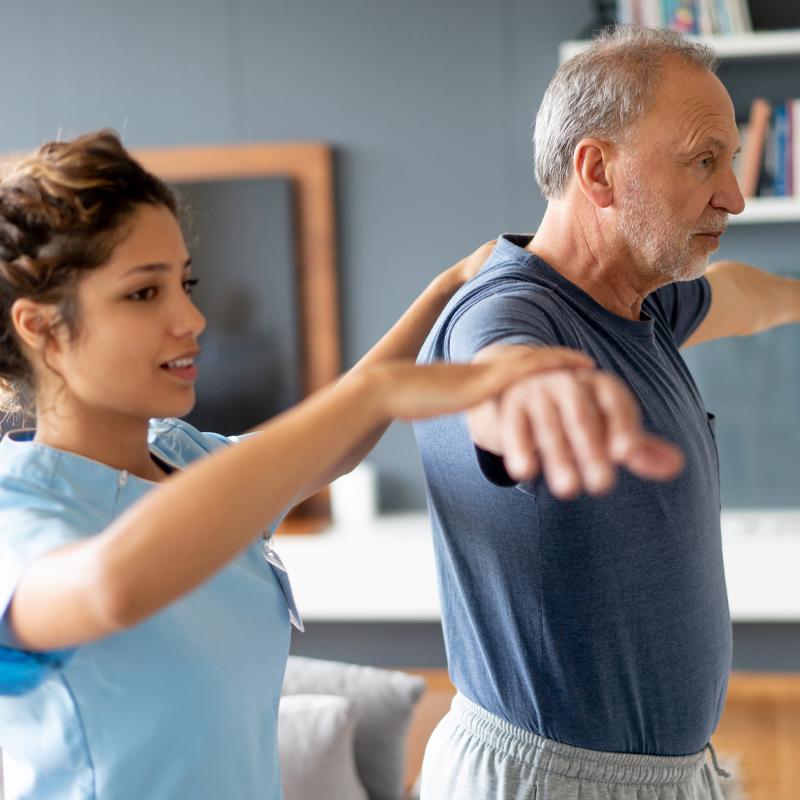 Montereau Retirement Community Rehabilitation Service Image