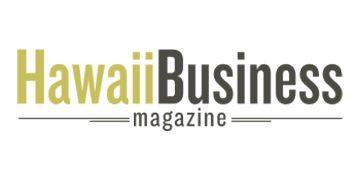 Hawaii Business Magazine Aroma Logo