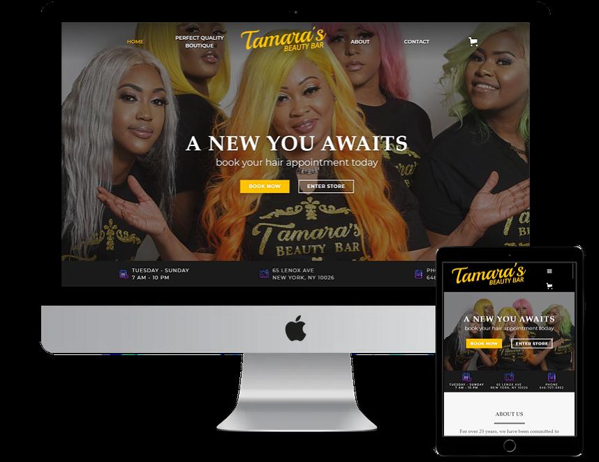 Tamara's Beauty Bar