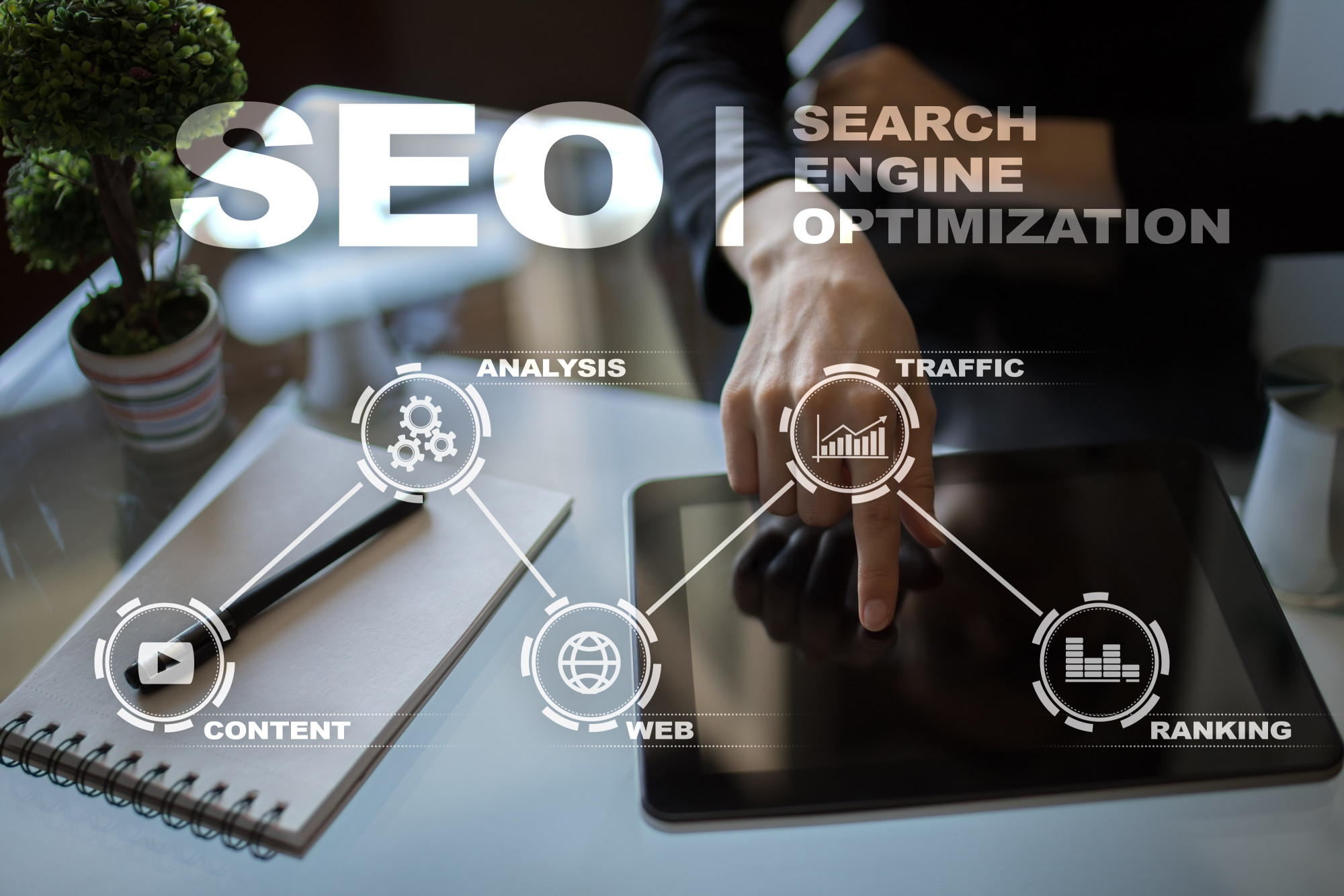 Web Design and SEO: How to Use SEO to Get Your Site Noticed