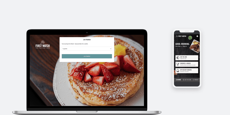 First Watch - Wisely Restaurant Software
