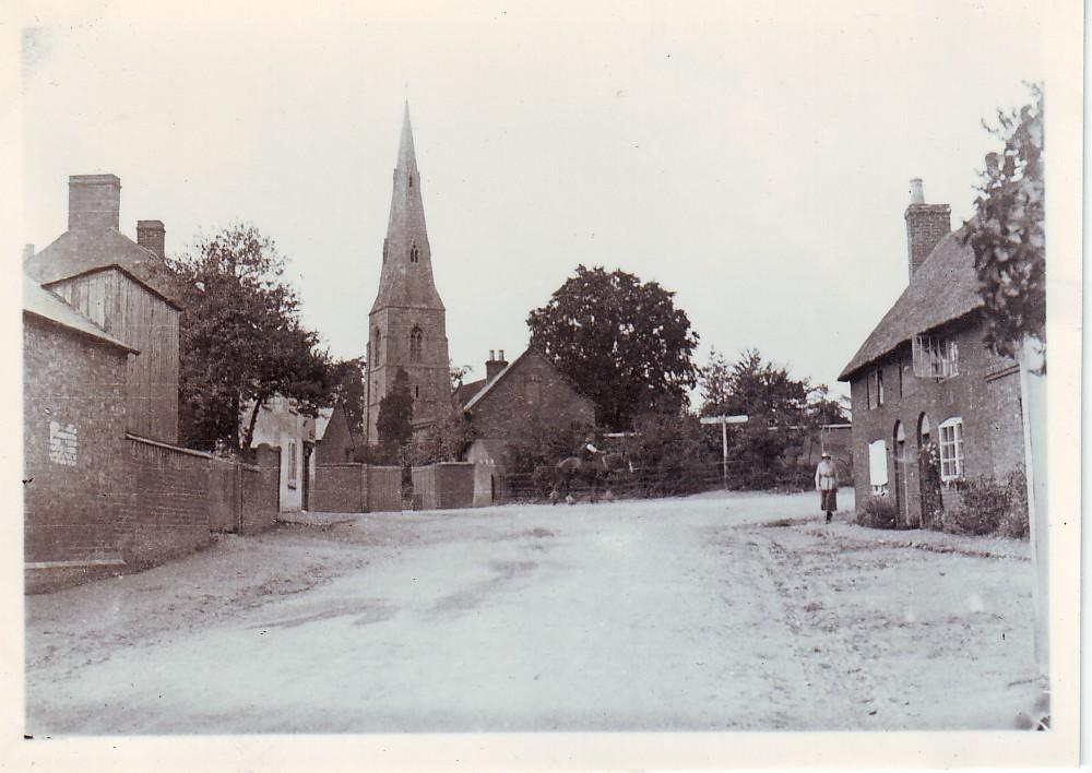 Church Welford Road