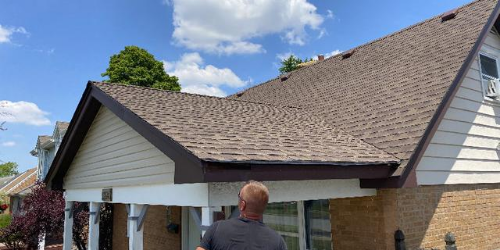 Chicagoland Cape Cod_Chicago Ridge, IL completed by Feze Roofing