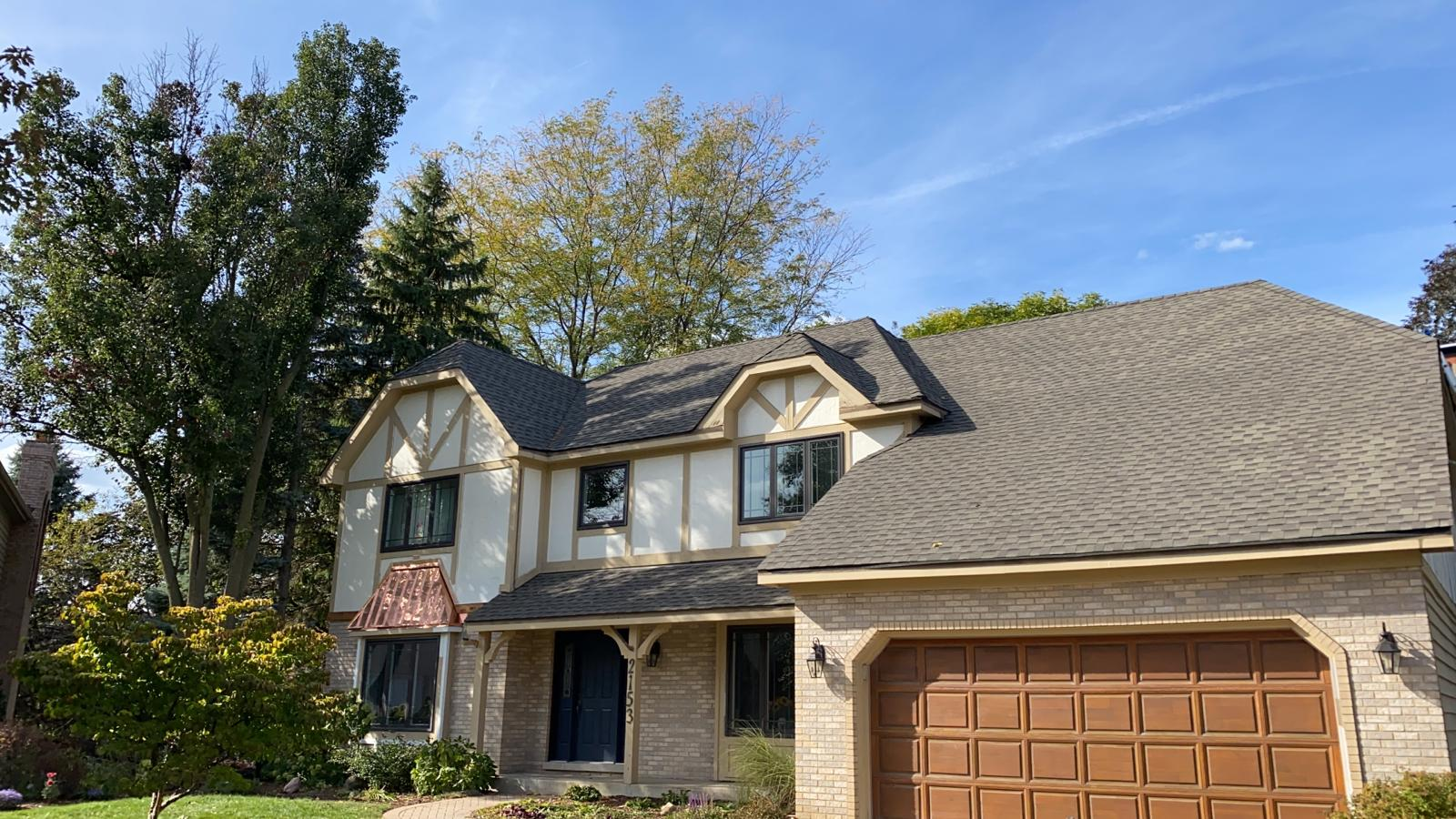 Naperville, IL roof completed by Feze Roofing Inc.