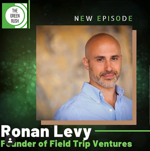The Green Rush Podcast Appearance: Ronan Levy