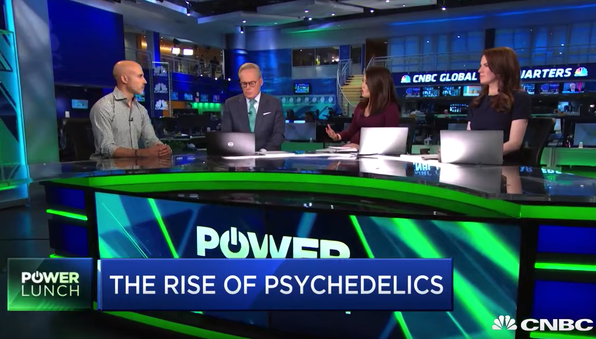 CNBC: Field Trip's Ronan Levy on the Rise of Psychedelics