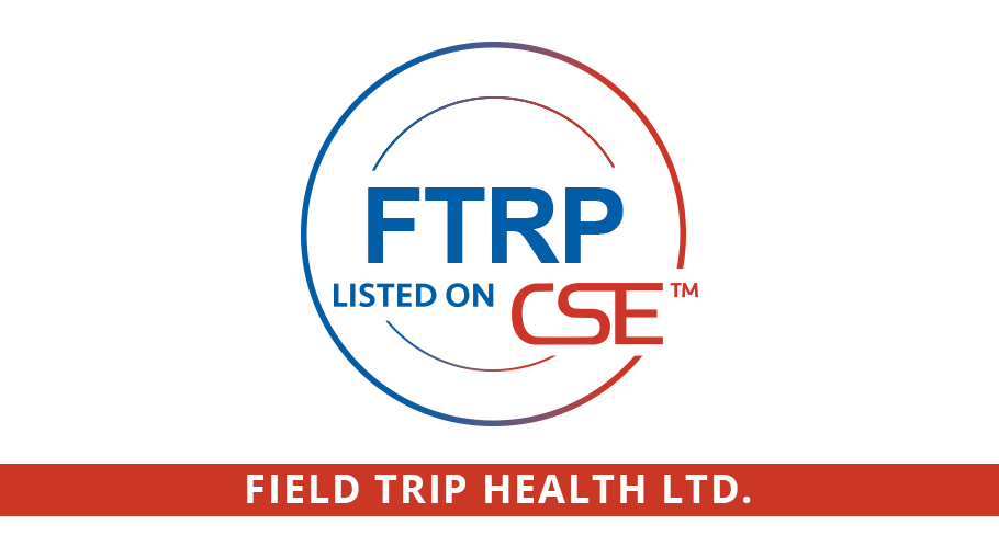 Field Trip Health Ltd. to Commence Trading on the CSE on October 6 Under Ticker Symbol FTRP