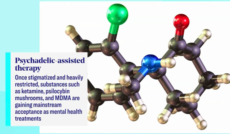 What Is Psychedelic Assisted Therapy?