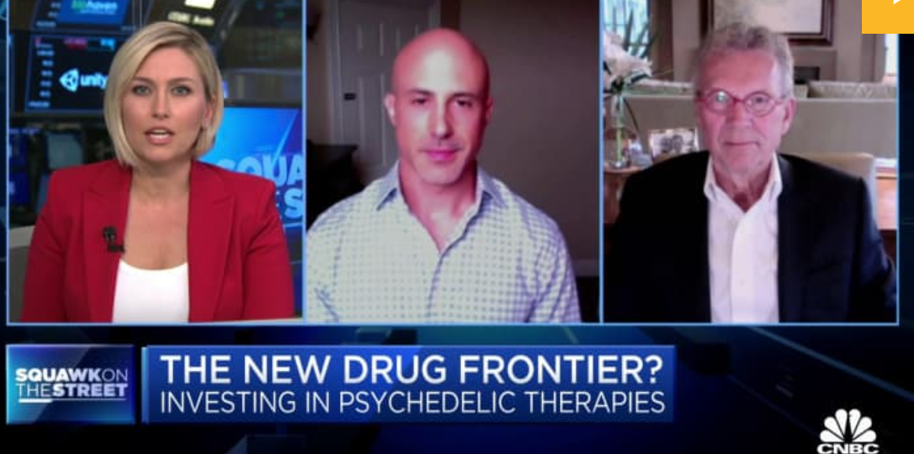 CNBC: The Case for Legalizing and Investing in Psychedelics