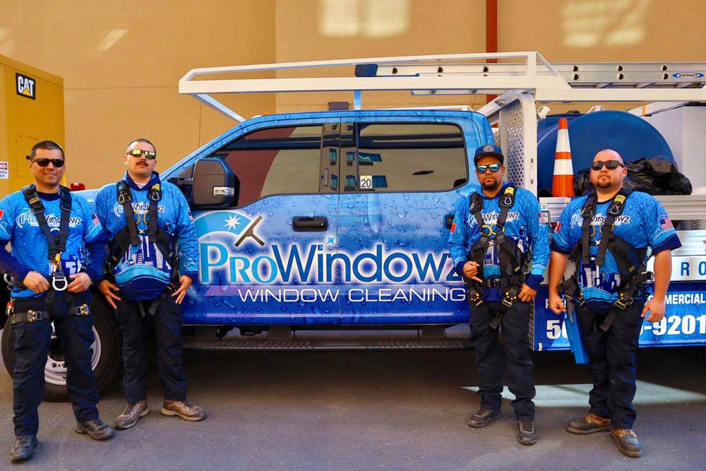 Prowindowz Inc team