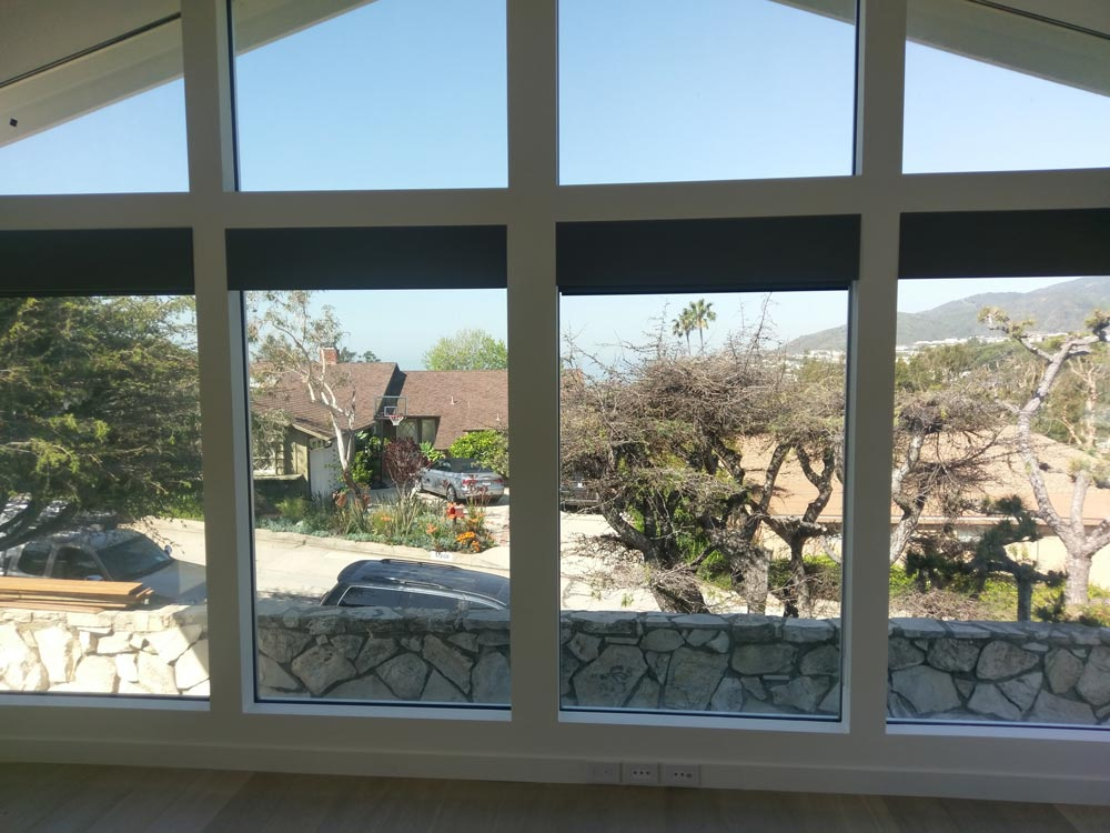 Residential window cleaning in Los Angeles