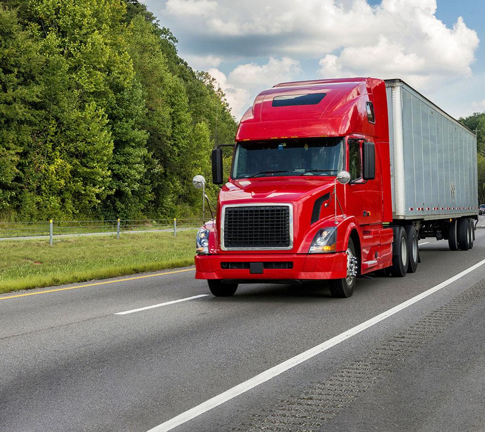Diesel truck image