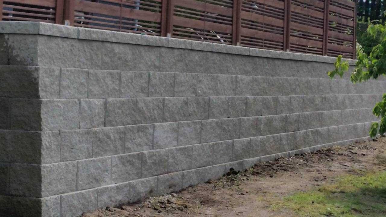 Dekorativ mur