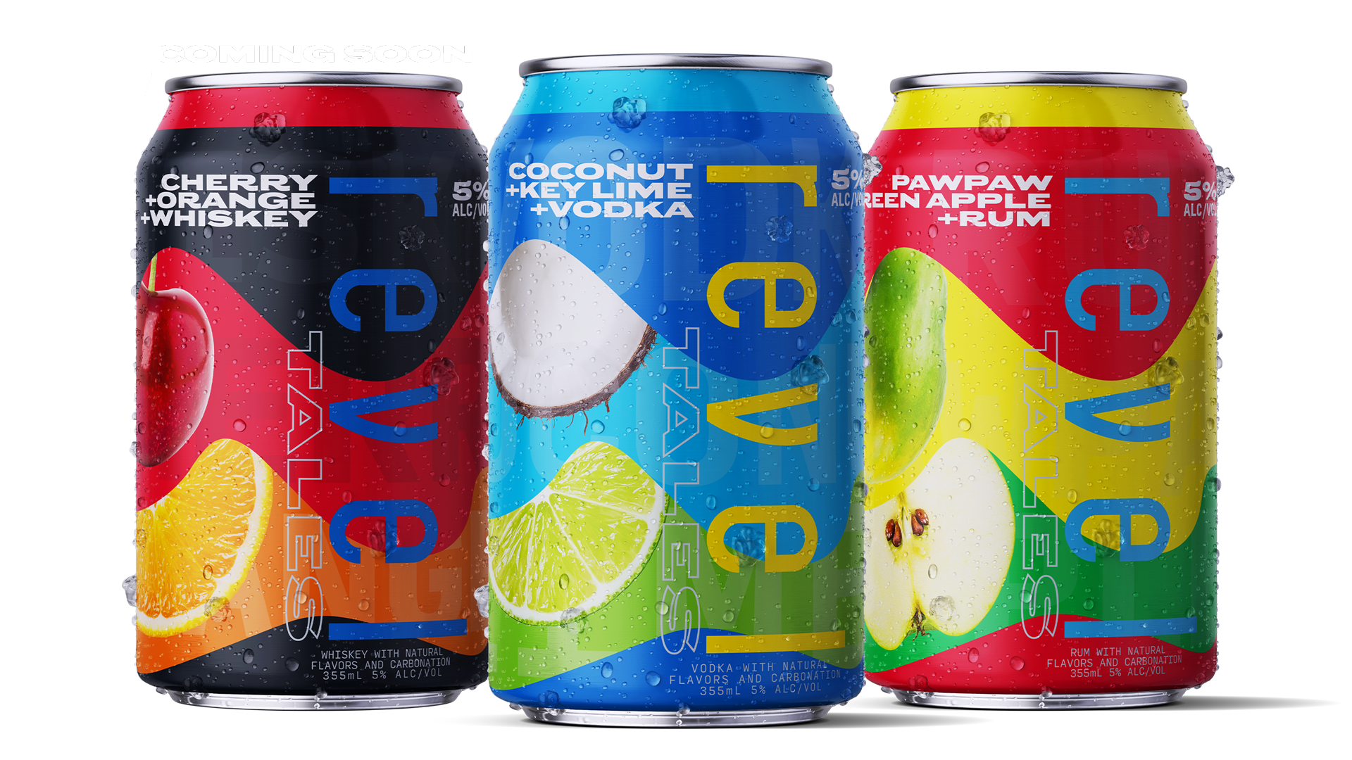Revel Tales Florida Craft Canned Cocktails