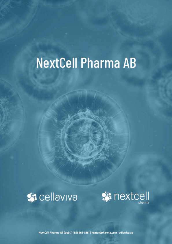 Cover art of NextCell report