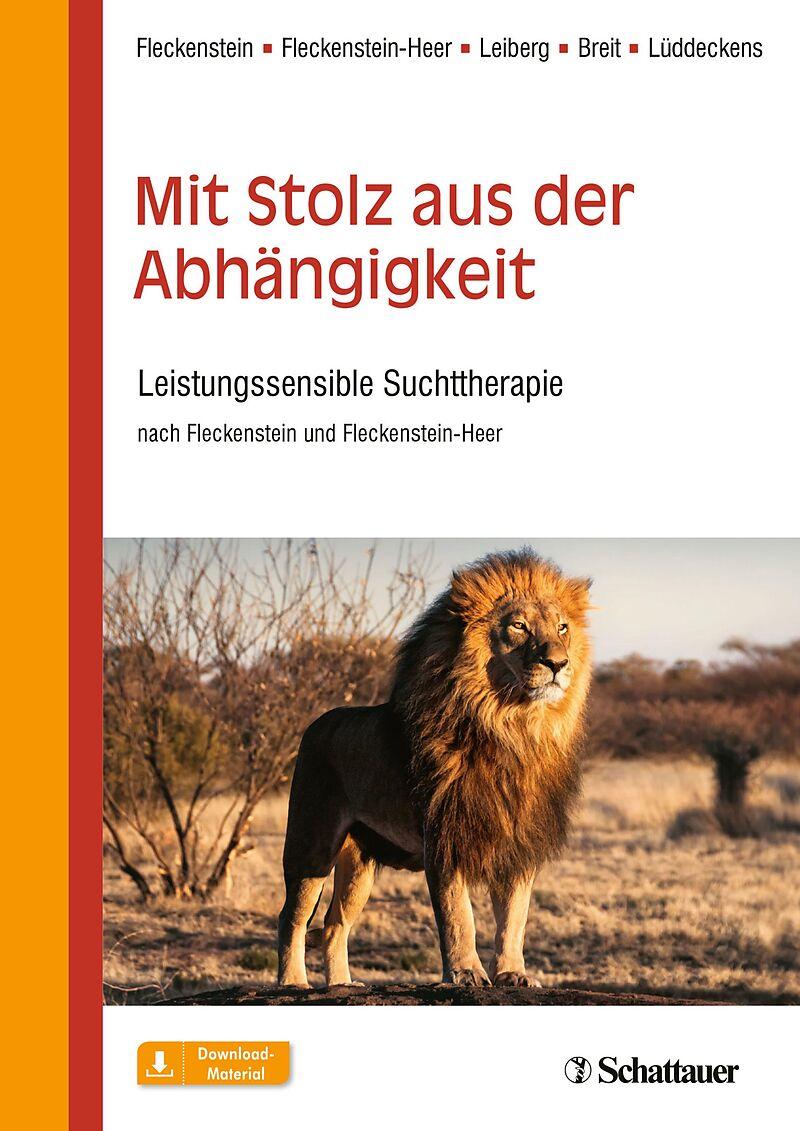 Titelseite Buch: Mit Stolz aus der Abhängigkeit