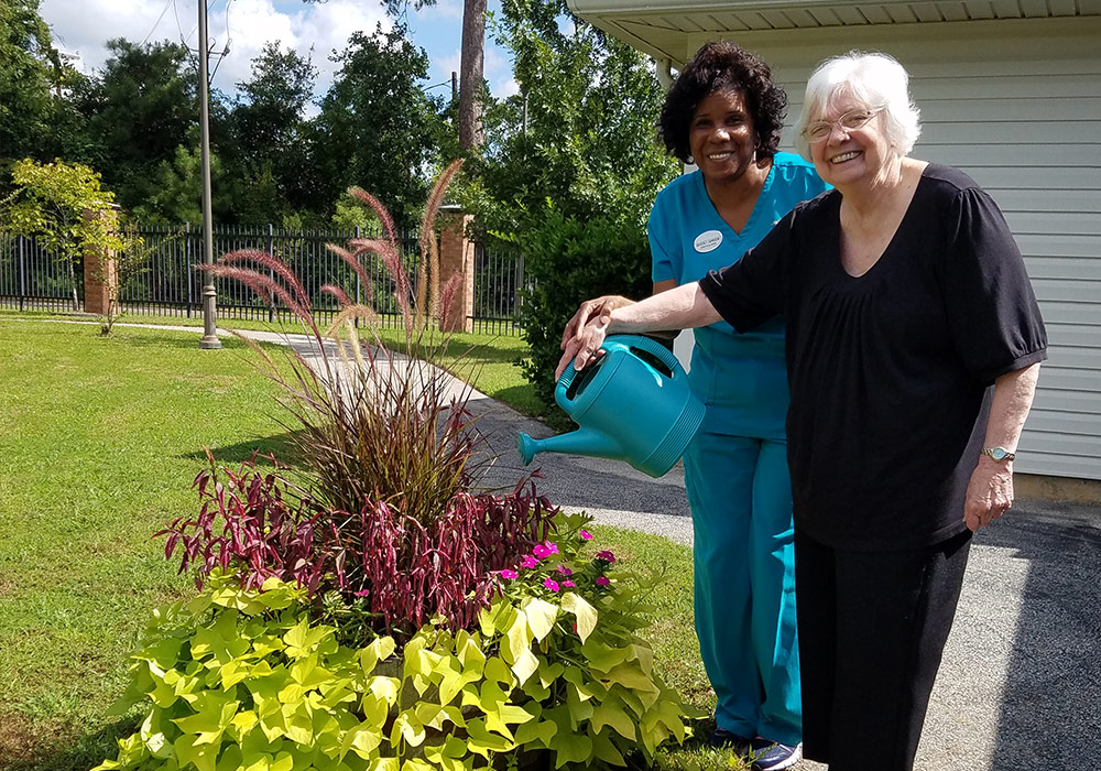 MRC Pinecrest Assisted Home Service Card, Lufkin, TX