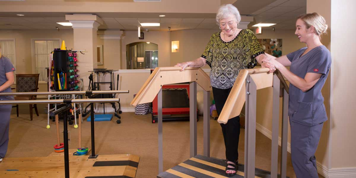Senior Rehabilitation PineCrest Lufkin