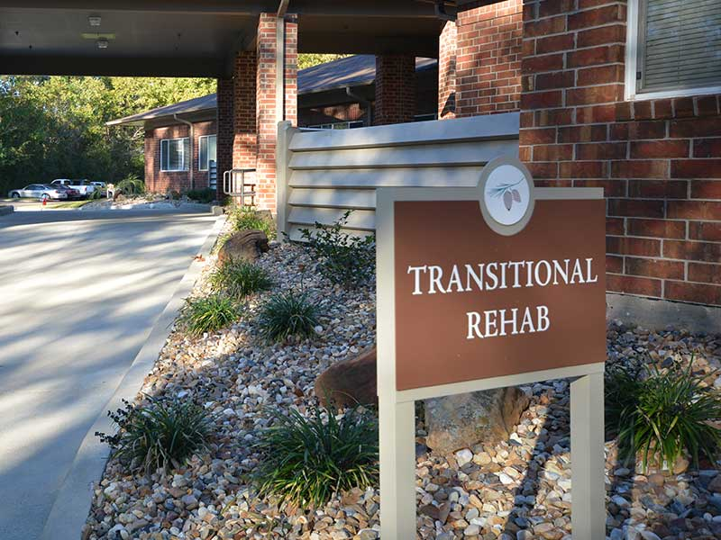 senior rehabilitation Lufkin
