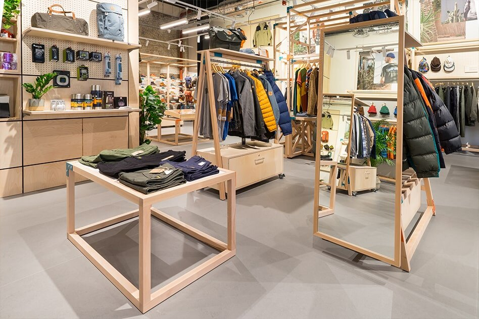 Outsiders Store at Coal Drops Yard in Kings Cross, image at   www.outsidersstore.com