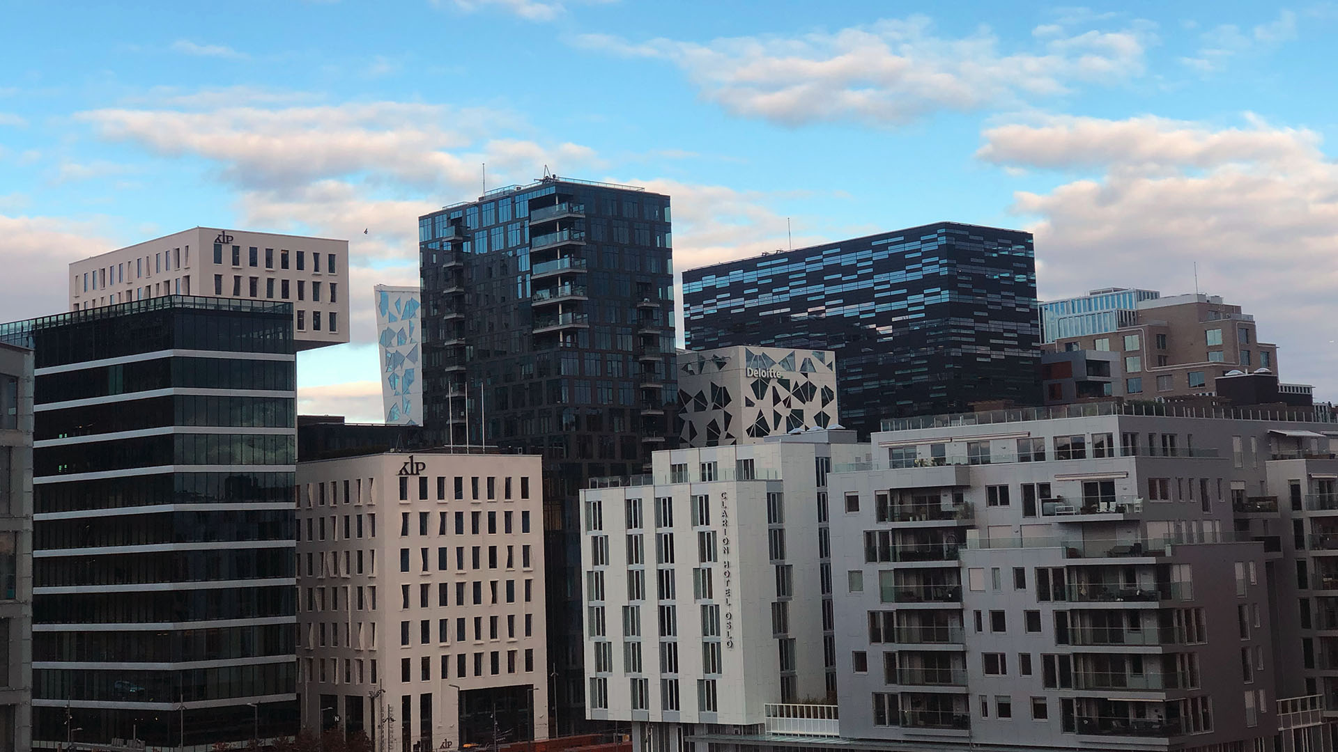 Bjørvika infrastruktur