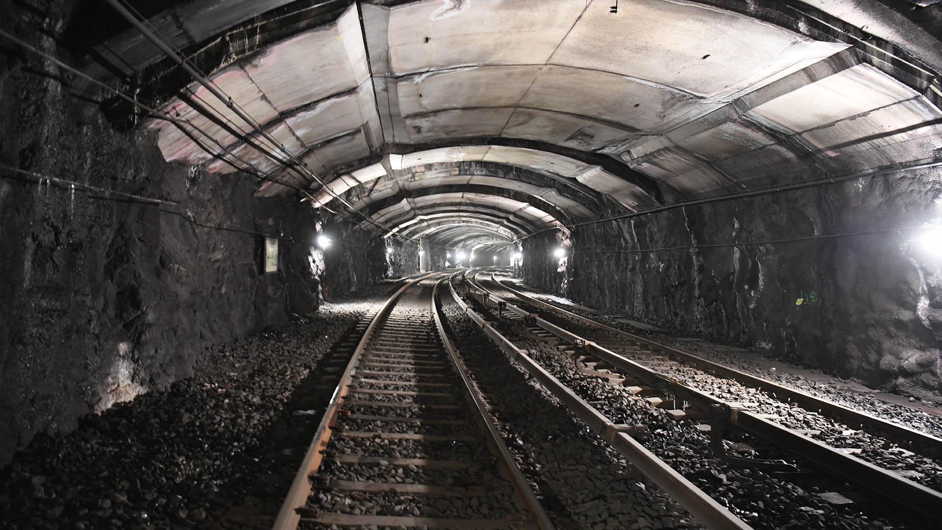 Brannsikring stasjoner og tuneller