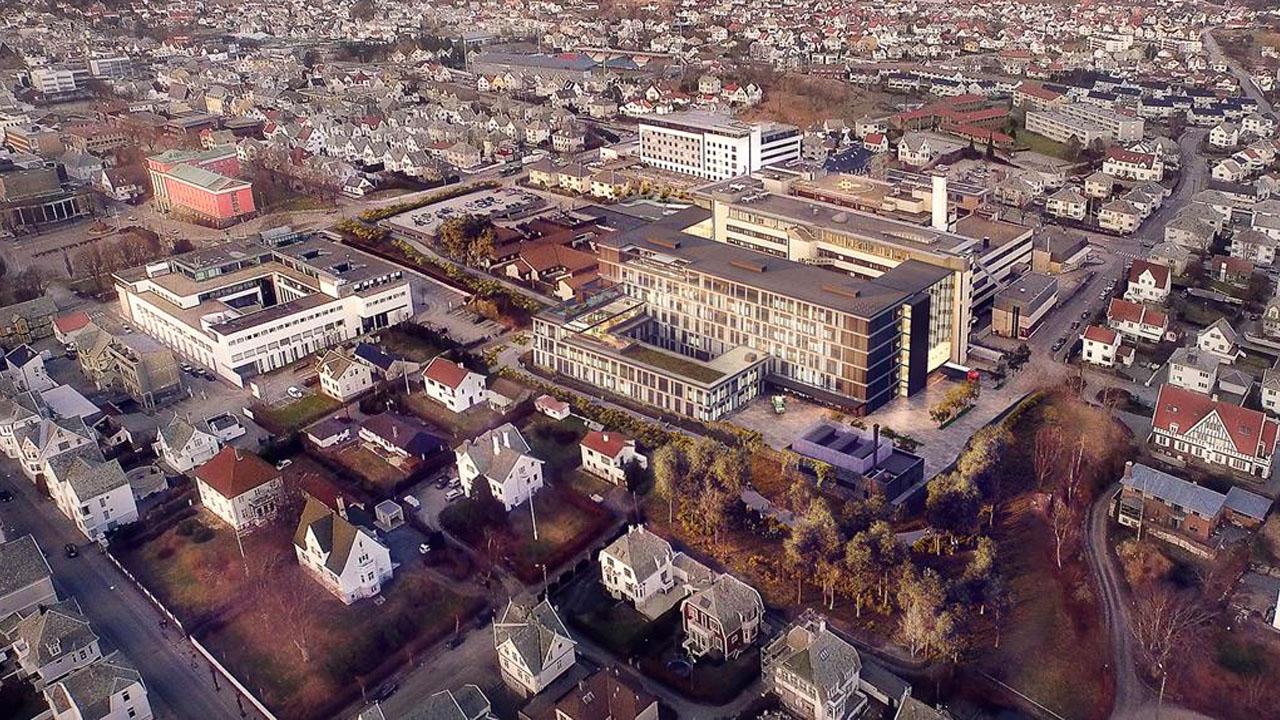 Haugesund sykehus – Nytt sykehusbygg