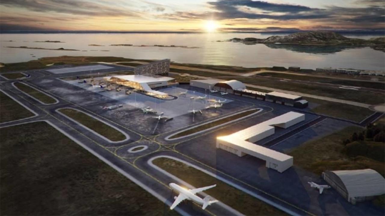 Ny Bodø Lufthavn
