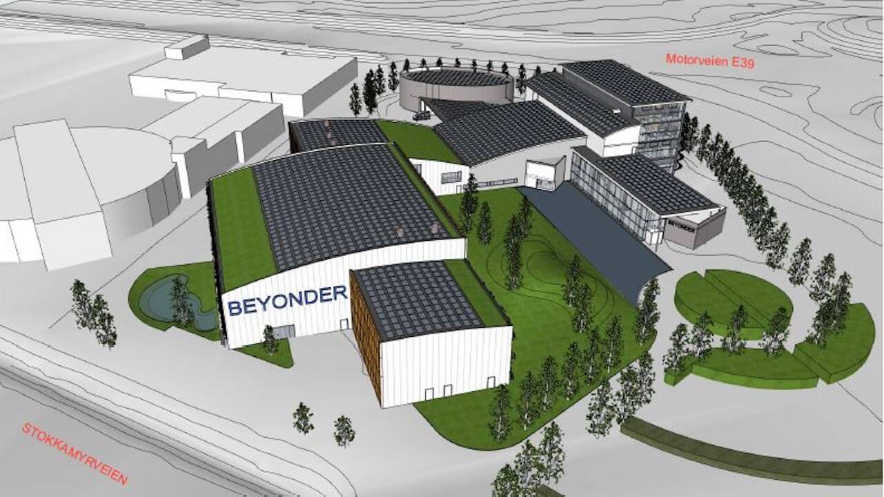 Beyonder inngår kontrakt med Advansia og AFRY for pilotfabrikken