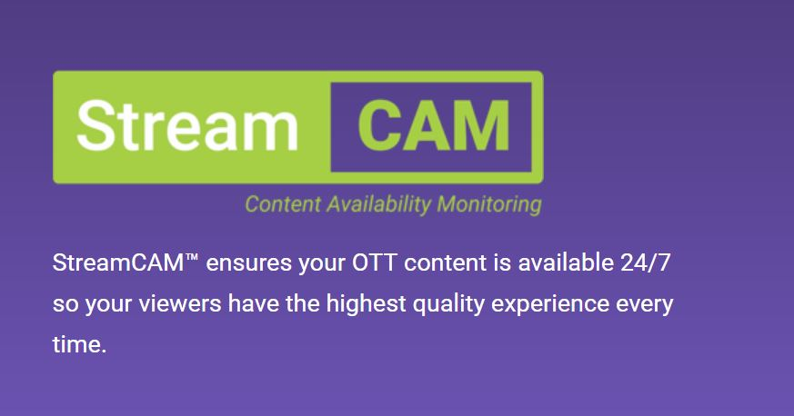 Touchstream StreamCAM - A Live Streaming OTT Guide - Why Comprehensive Live Stream Monitoring Is Essential - Touchstream
