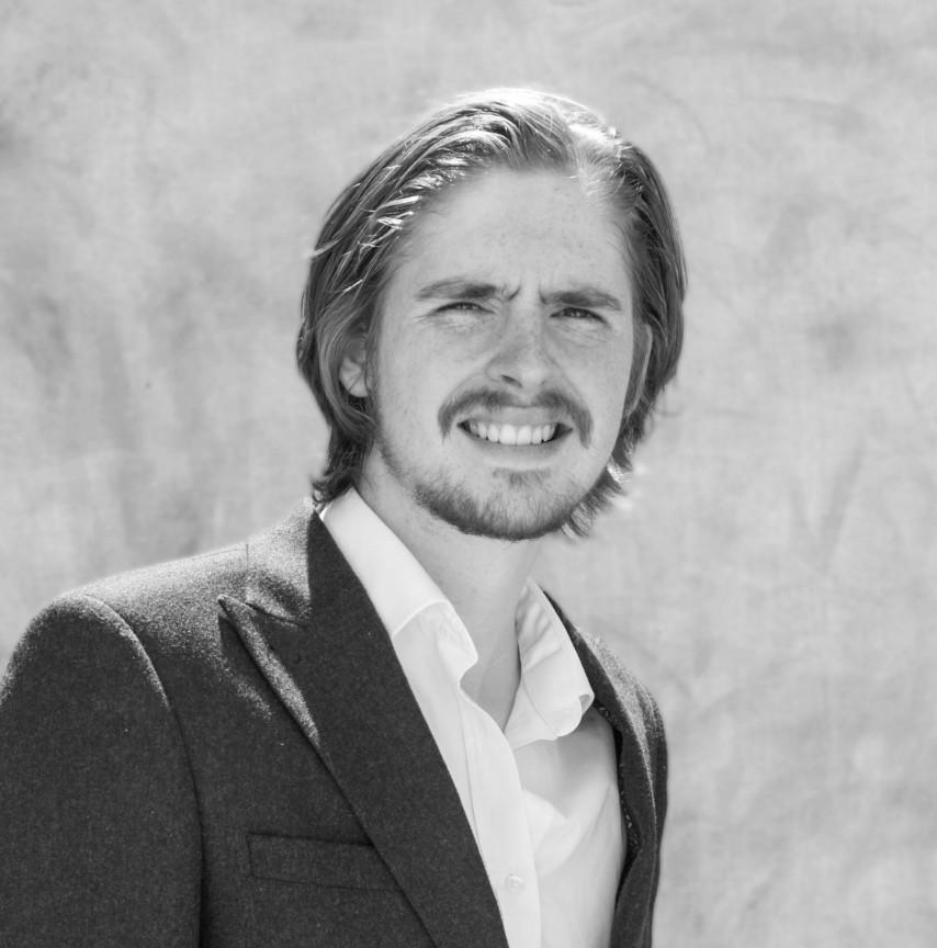 Capital Allowance client advisor Harry Gilbert