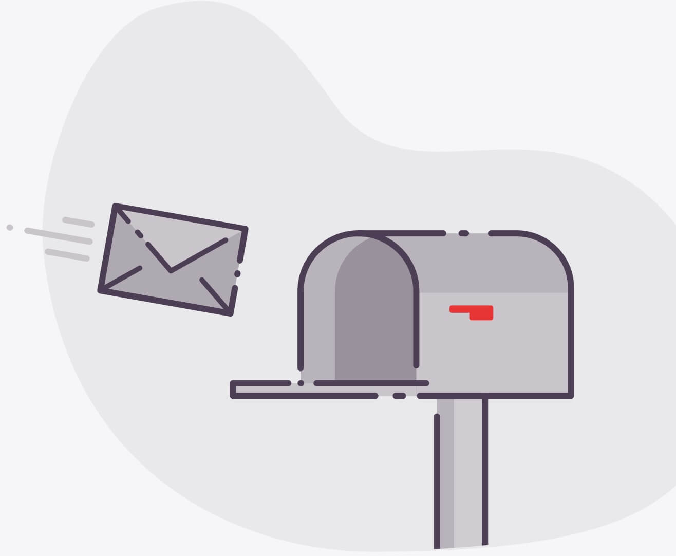 AI-FYI Mailbox Illustration