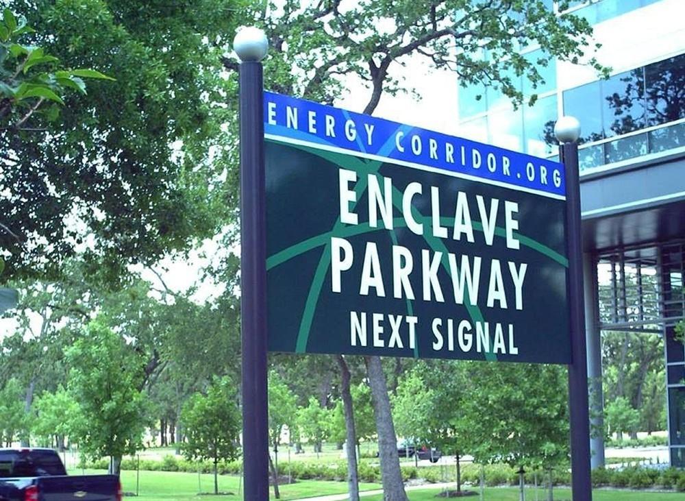 The Energy Corridor District