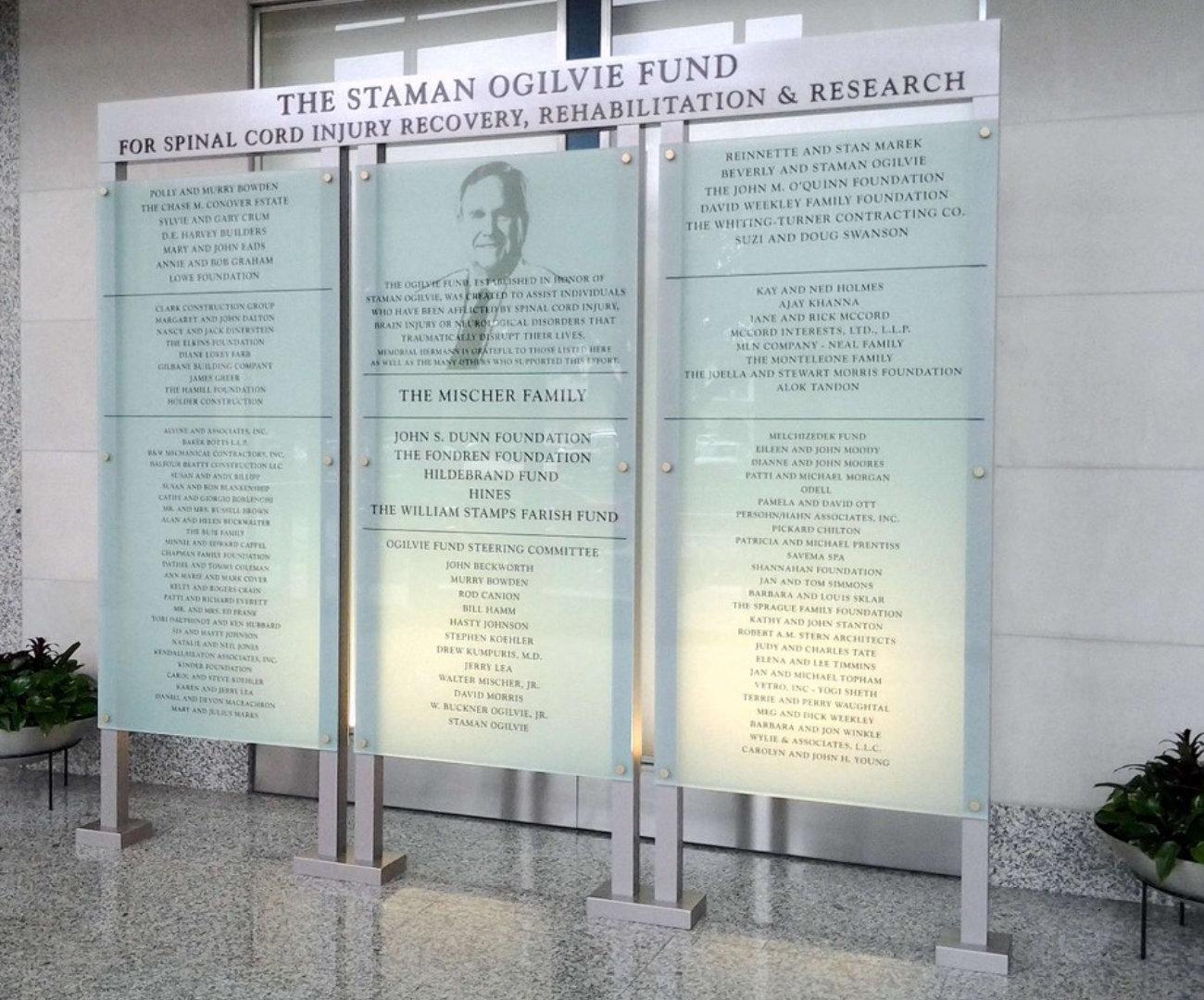 The Staman Ogilvie Fund